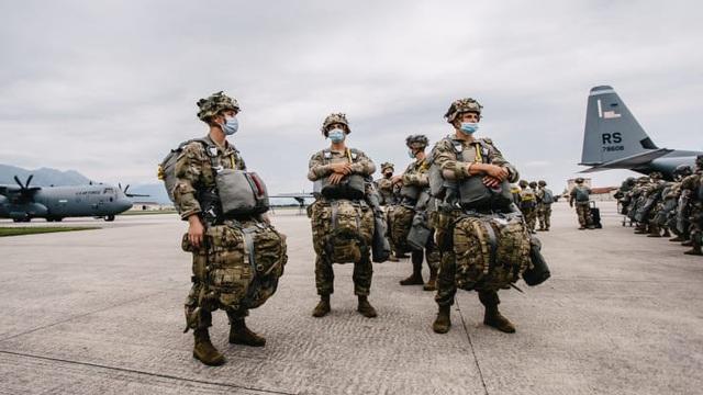 Tổng thống Trump ấn định lựa chọn cho quân đội Mỹ ở Đức - Ảnh 1.