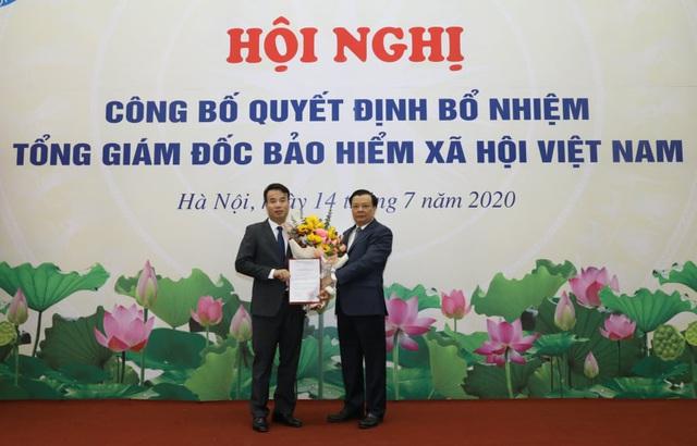 Thủ tướng bổ nhiệm Tổng Giám đốc Bảo hiểm xã hội Việt Nam - Ảnh 1.