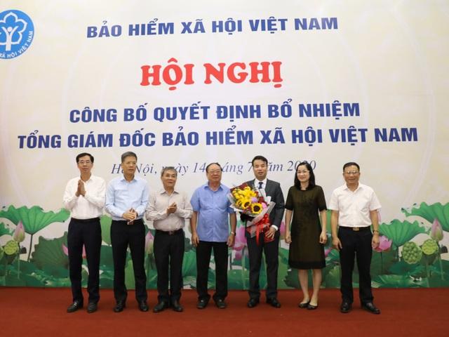 Thủ tướng bổ nhiệm Tổng Giám đốc Bảo hiểm xã hội Việt Nam - Ảnh 2.