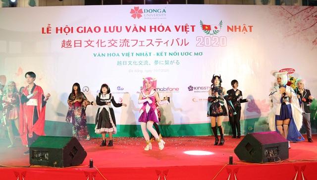 """Giao lưu văn hóa Việt - Nhật: """"Kết nối ước mơ"""" - Ảnh 3."""