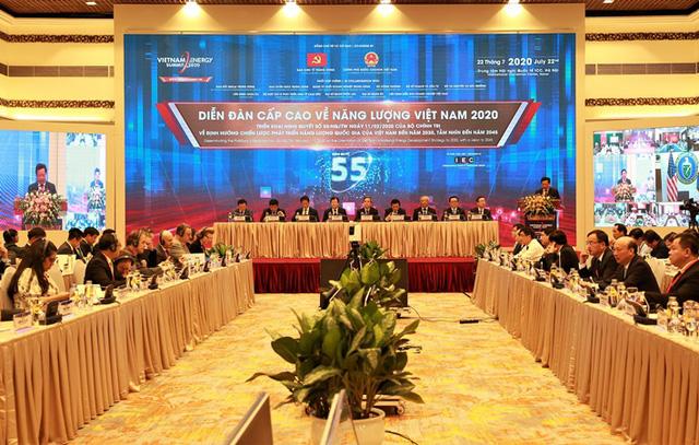 4 chuyên đề lớn tại Diễn đàn cấp cao về năng lượng Việt Nam 2020 - Ảnh 3.
