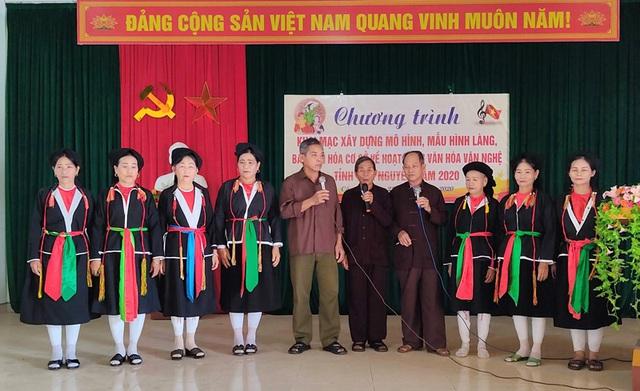 Thái Nguyên: Tổ chức các hoạt động điểm xây dựng mô hình văn hóa, thể thao tại thiết chế văn hóa, thể thao cấp xã trong tháng 8 - Ảnh 1.
