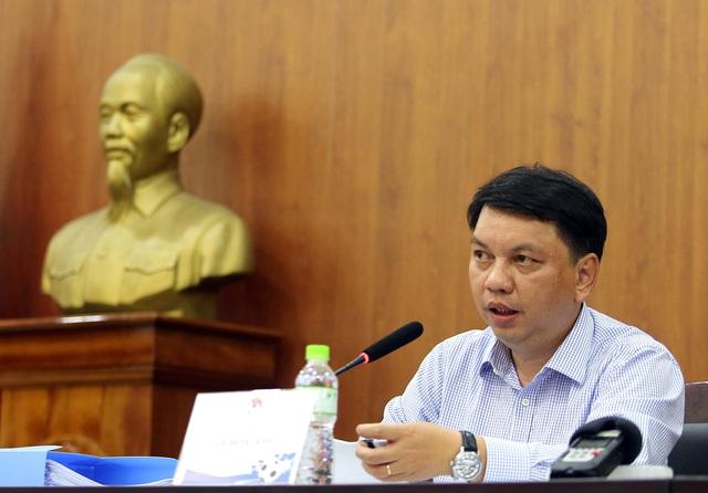 """Tổng thư ký VFF Lê Hoài Anh: """"Kiên quyết xử lý các phát ngôn mang tính chỉ trích vào VFF, BTC giải"""" - Ảnh 1."""