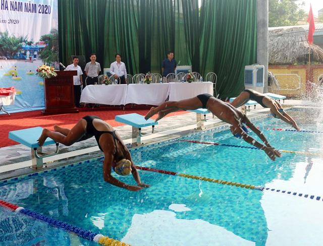 Phát động toàn dân tập luyện môn bơi phòng, chống đuối nước - Ảnh 1.