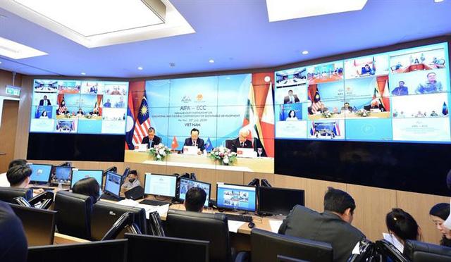 Công nhận và hợp pháp hóa liên thông giáo dục giữa các nước thành viên ASEAN - Ảnh 1.