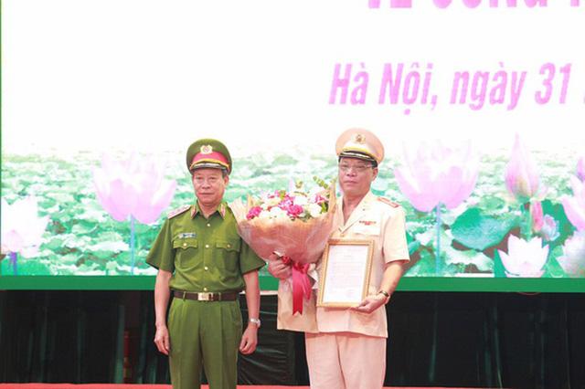 Công an thành phố Hà Nội có tân giám đốc - Ảnh 1.