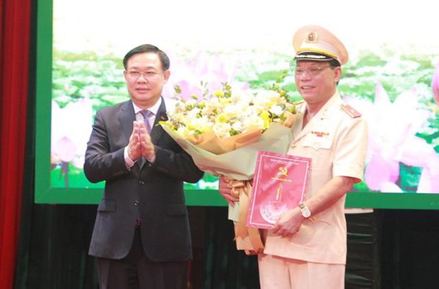 Công an thành phố Hà Nội có tân giám đốc - Ảnh 2.