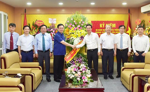 Bí thư Thành ủy Hà Nội: Công tác tuyên truyền có ý nghĩa đặc biệt quan trọng nhất là ở địa bàn Thủ đô - Ảnh 1.