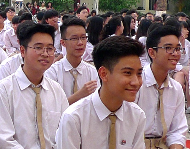 Hà Nội có số thí sinh đạt giải kỳ thi học sinh giỏi quốc gia nhiều nhất cả nước - Ảnh 1.