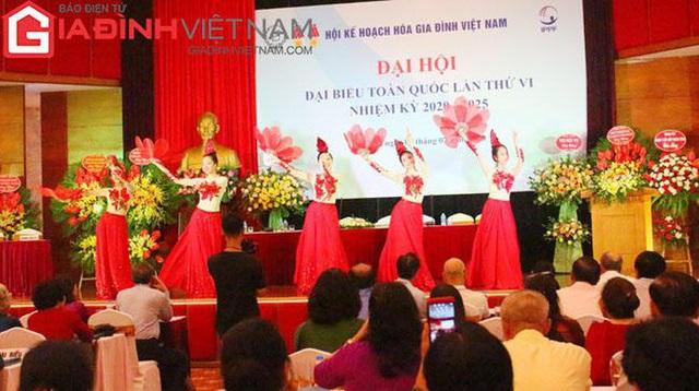 Hội KHHGĐ Việt Nam tổ chức thành công Đại hội Đại biểu toàn quốc khóa VI - Ảnh 1.