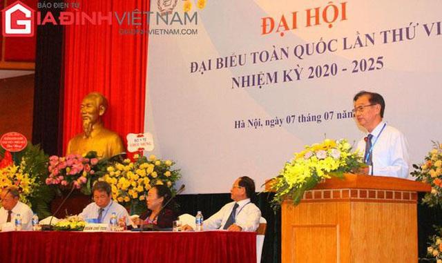 Hội KHHGĐ Việt Nam tổ chức thành công Đại hội Đại biểu toàn quốc khóa VI - Ảnh 4.
