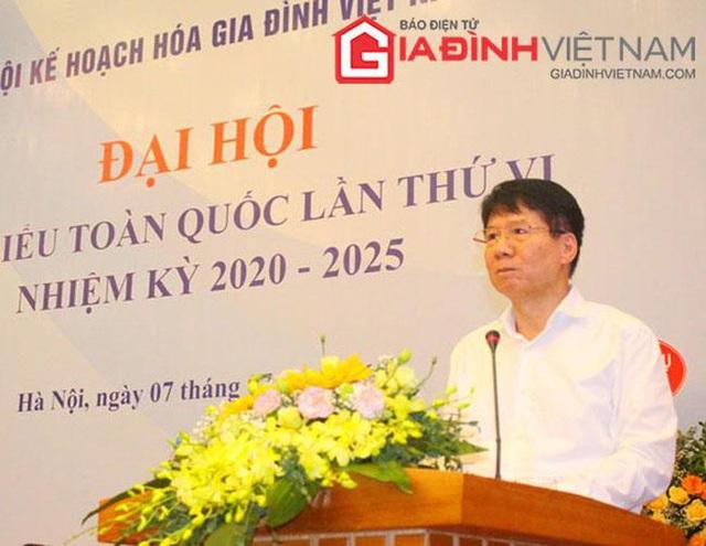 Hội KHHGĐ Việt Nam tổ chức thành công Đại hội Đại biểu toàn quốc khóa VI - Ảnh 5.