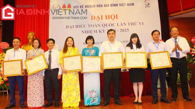Hội KHHGĐ Việt Nam tổ chức thành công Đại hội Đại biểu toàn quốc khóa VI - Ảnh 6.