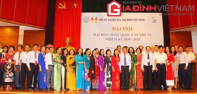 Hội KHHGĐ Việt Nam tổ chức thành công Đại hội Đại biểu toàn quốc khóa VI - Ảnh 7.