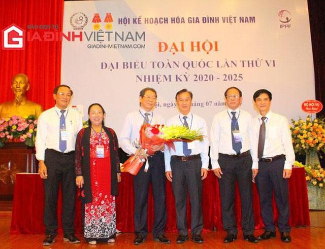 Hội KHHGĐ Việt Nam tổ chức thành công Đại hội Đại biểu toàn quốc khóa VI - Ảnh 8.