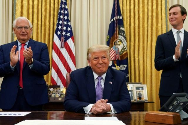 Israel và UAE đột phá lớn: Ghi điểm chiến thắng ngoại giao cho Tổng thống Donald Trump - Ảnh 1.