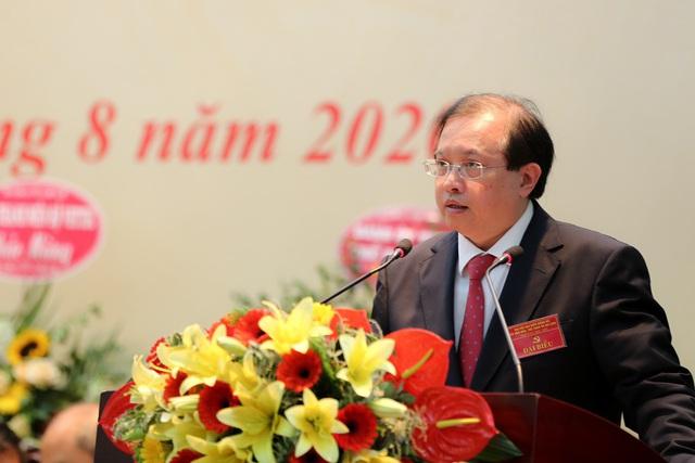 Thứ trưởng Tạ Quang Đông được bầu giữ chức Bí thư Đảng ủy Bộ VHTTDL nhiệm kỳ 2020 - 2025 - Ảnh 3.