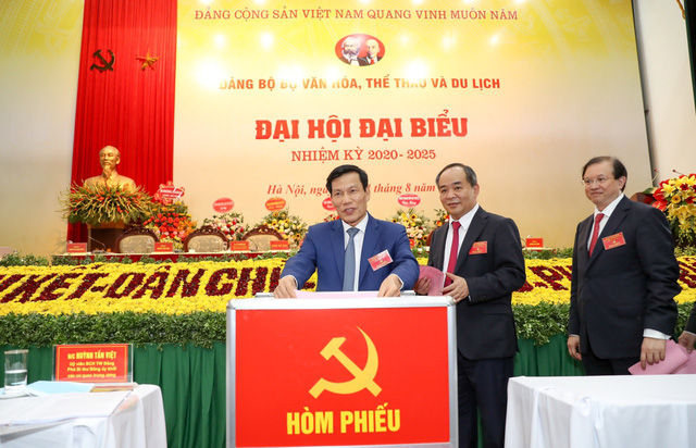 Bộ trưởng Nguyễn Ngọc Thiện: Đổi mới, cải thiện môi trường công tác theo hướng chuyên nghiệp, hiện đại, kỷ cương, kỷ luật - Ảnh 5.