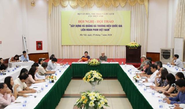 Chuyên nghiệp hóa, quốc tế hóa để nâng tầm thương hiệu Liên hoan Phim Việt Nam - Ảnh 1.