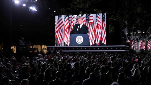 Tổng thống Trump tuyên bố, Biden sẽ hủy diệt và triệt phá nước Mỹ - Ảnh 1.