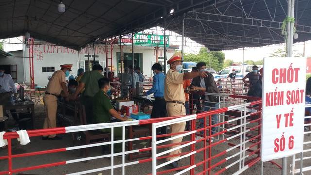 Huế nới lỏng hạn chế đối với công dân Đà Nẵng từ 0h ngày 16/9 - Ảnh 1.