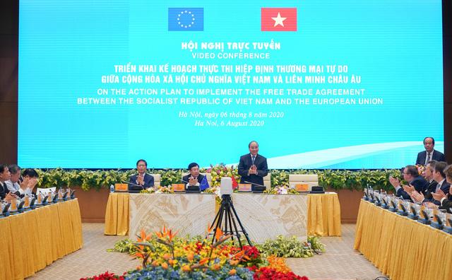 Thủ tướng: Triển khai thực khi EVFTA, chúng ta phải làm gì? Nỗ lực ra sao? - Ảnh 2.