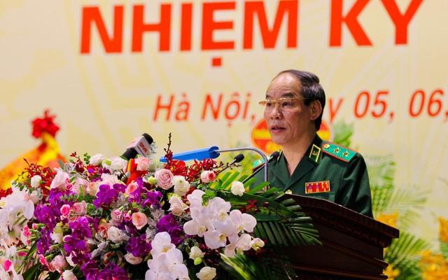2 Trung tướng tiếp tục được bầu giữ chức Bí thư Đảng ủy - Ảnh 2.