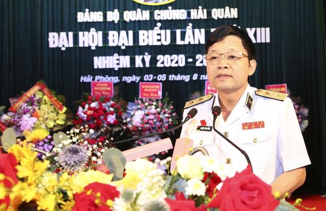 2 Trung tướng tiếp tục được bầu giữ chức Bí thư Đảng ủy - Ảnh 1.