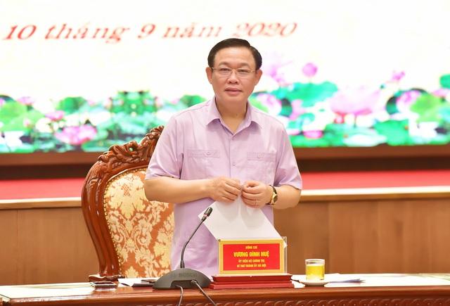 Hà Nội phấn đấu thu ngân sách năm 2020 đạt 260.400 tỷ đồng  - Ảnh 1.