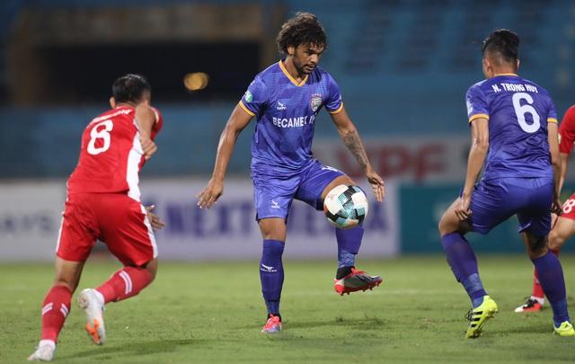 Hai tấm vé cuối cùng vào Bán kết Cup Quốc gia gọi tên CLB Quảng Ninh và Viettel - Ảnh 1.