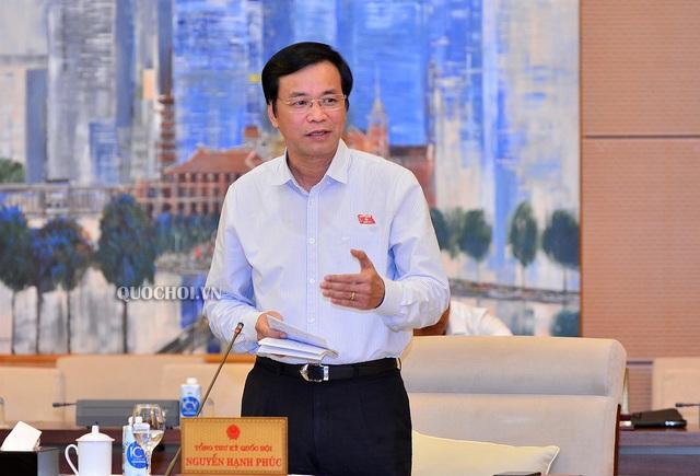 Quốc hội sẽ bãi nhiệm tư cách đại biểu của ông Phạm Phú Quốc - Ảnh 1.
