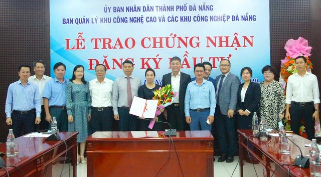 600 tỷ đồng đầu tư vào dự án Xây dựng nhà xưởng cho thuê trong Khu công nghệ cao Đà Nẵng  - Ảnh 1.