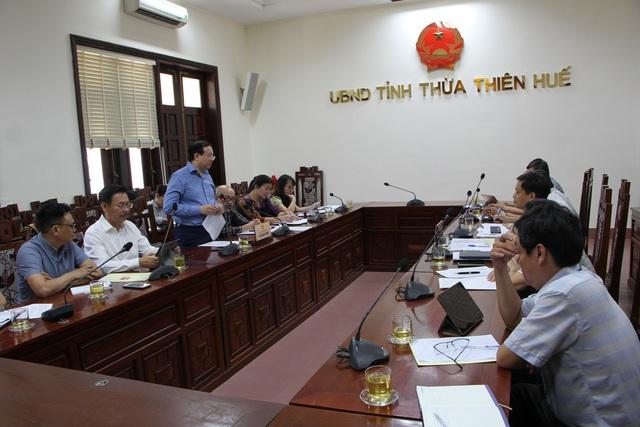 Quảng bá văn hóa Huế tại Liên hoan phim Việt Nam lần thứ 22 - Ảnh 1.