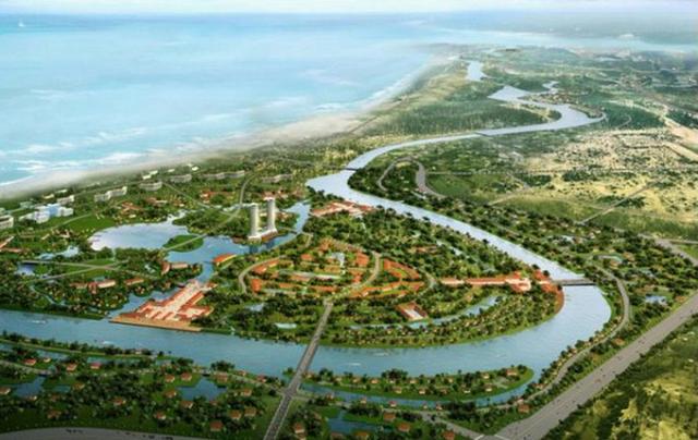 Sẽ hoàn thành nạo vét sông Cổ Cò đoạn qua Đà Nẵng trong năm 2021 - Ảnh 1.