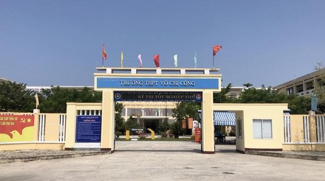 Thí sinh ở Đà Nẵng bắt đầu thi tốt nghiệp THPT năm 2020 đợt 2 - Ảnh 14.