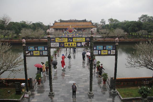 Khai trương không gian Ngọ Môn phục vụ du lịch - Ảnh 2.