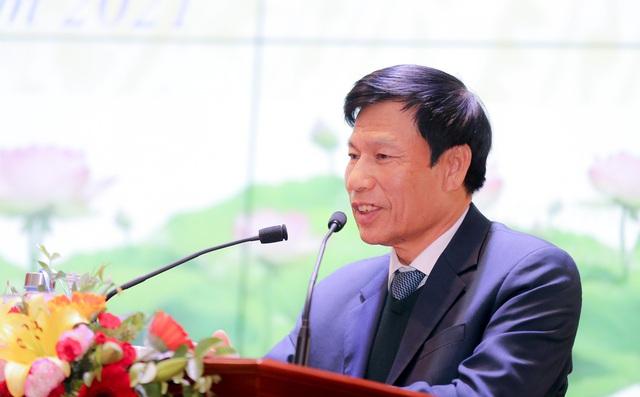 Đảng ủy Bộ VHTTDL tổng kết công tác xây dựng Đảng năm 2020 - Ảnh 1.