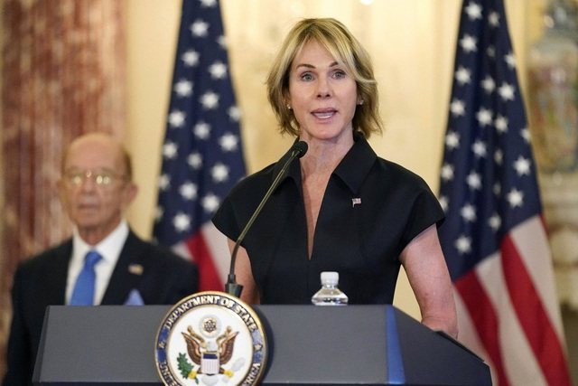 Tại sao giới ngoại giao Mỹ bất ngờ hủy loạt công du trong 8 ngày cuối của chính quyền Tổng thống Trump? - Ảnh 1.