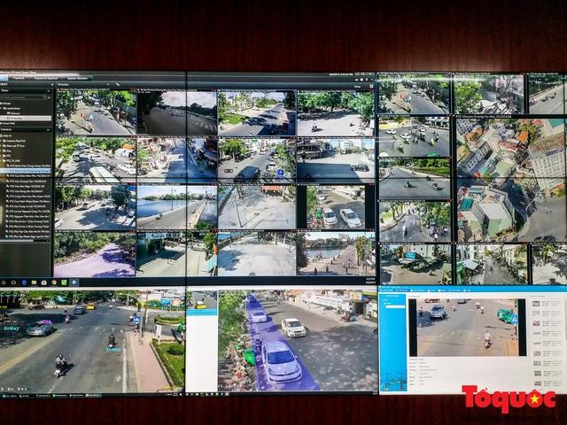 """Thừa Thiên Huế """"phạt nguội"""" hàng nghìn phương tiện vi phạm qua dữ liệu camera - Ảnh 1."""