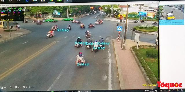 """Thừa Thiên Huế """"phạt nguội"""" hàng nghìn phương tiện vi phạm qua dữ liệu camera - Ảnh 2."""
