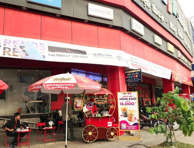King Coffee hợp tác với FPT Shop để mở rộng chuỗi WeHome Café - Ảnh 2.