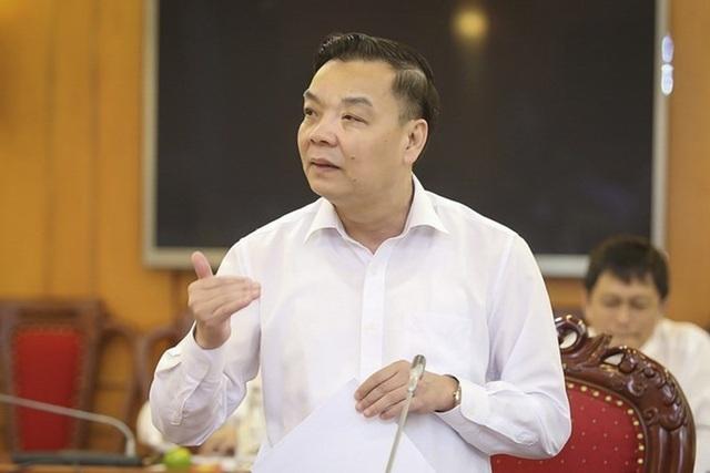 Vắng họp không rõ lý do, hàng loạt lãnh đạo bị Chủ tịch Hà Nội phê bình - Ảnh 1.