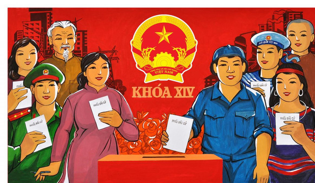 Không tổ chức bầu  đại biểu HĐND phường tại Hà Nội, Đà Nẵng, TP.HCM - Ảnh 1.