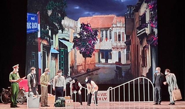 """""""Cuộc chiến Covid""""- tái hiện chân thực và xúc động về hiện thực và tinh thần rất Việt Nam - Ảnh 2."""
