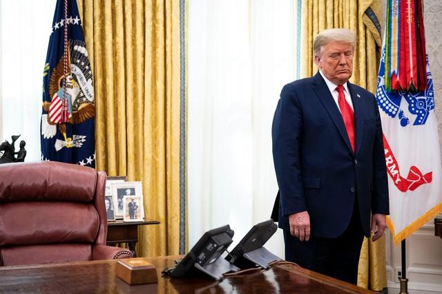 Đi vào lịch sử trái mong muốn, Tổng thổng Trump có thể bị chặn đường trở lại Nhà Trắng - Ảnh 2.