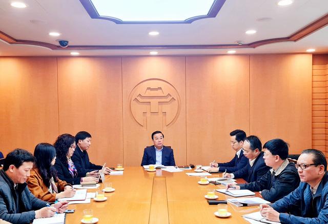 Năm 2021: Hà Nội sẽ cung cấp thông tin báo chí định kỳ hàng tháng - Ảnh 1.