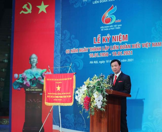 Liên đoàn Xiếc Việt Nam kế tục xứng đáng sự nghiệp của các thế hệ đi trước, tiếp tục đạt được những thành tựu mới - Ảnh 2.