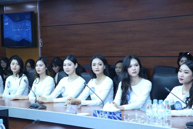 41 thí sinh tham gia Chung kết Hoa khôi Sinh viên Việt Nam 2020 - Ảnh 2.