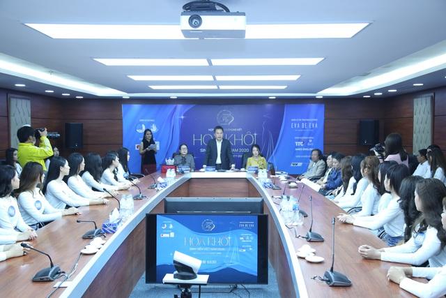 41 thí sinh tham gia Chung kết Hoa khôi Sinh viên Việt Nam 2020 - Ảnh 1.