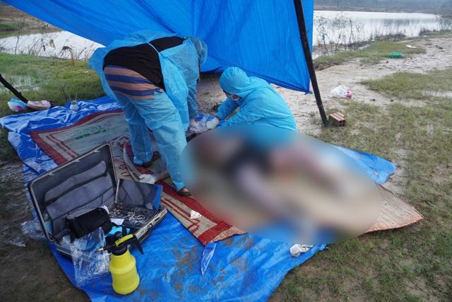 Truy tìm tung tích nạn nhân tử vong trên sông Hương - Ảnh 1.